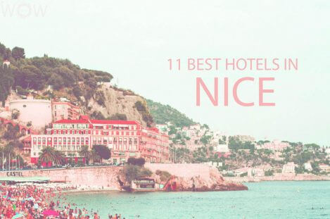11 Best Hotels in Nice