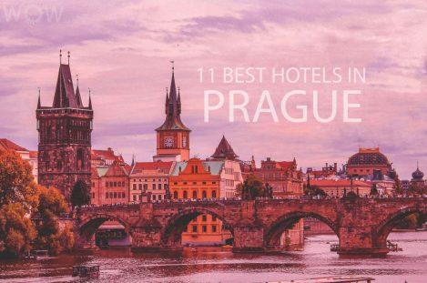11 Best Hotels in Prague