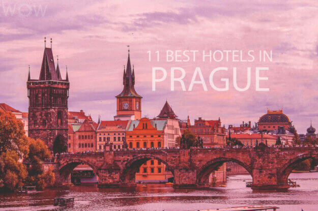11 Best Hotels in Prague
