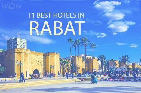 11 Best Hotels in Rabat
