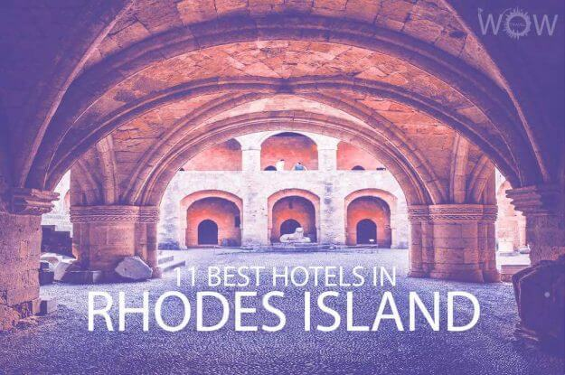 11 Best Hotels in Rhodes Island