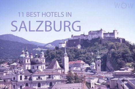 11 Best Hotels in Salzburg