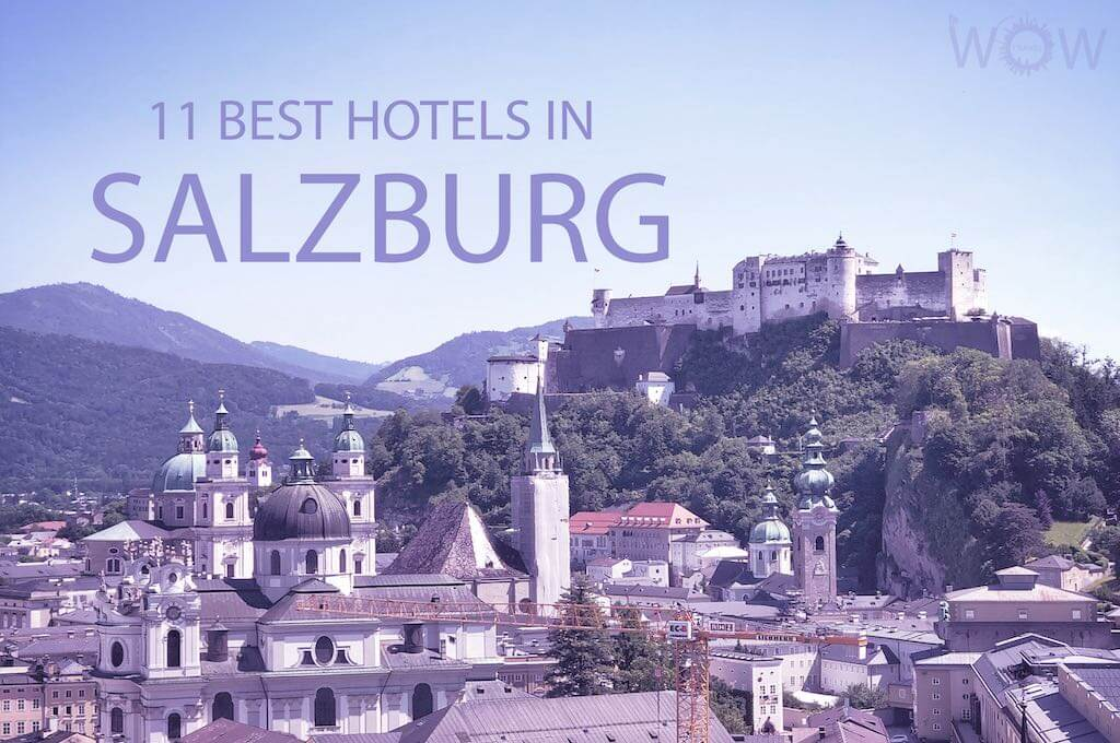 11 Best Hotels in Salzburg