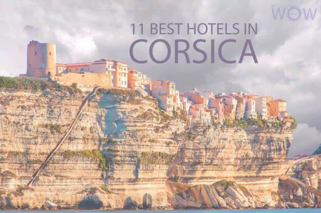 11 Mejores Hoteles en San Córcega