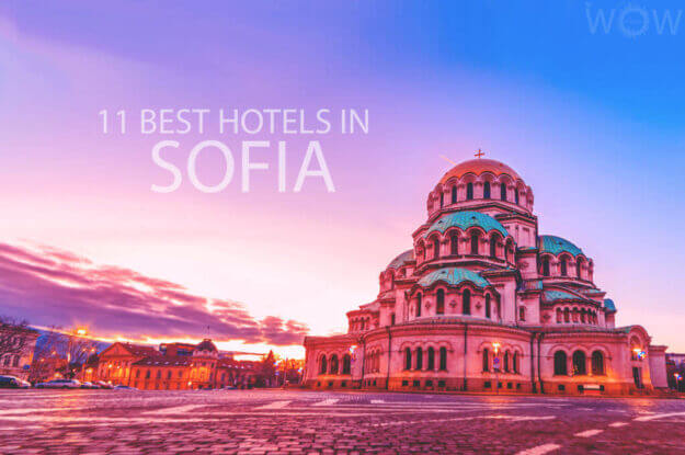 11 Best Hotels in Sofia