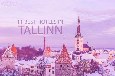 11 Best Hotels in Tallinn