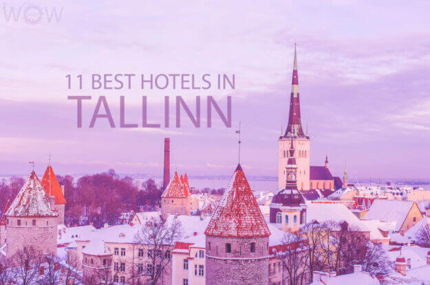 11 Best Hotels in Tallinn