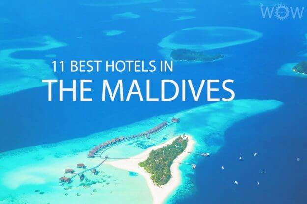 11 Best Hotels in The Maldives