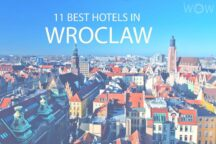 11 Best Hotels in Wroclaw