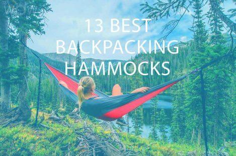 13 Best Backpacking Hammocks