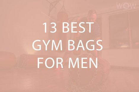 13 Best Gym Bags For Men