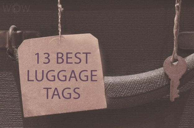 13 Best Luggage Tags