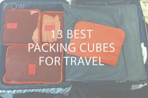 13 Best Packing Cubes for Travel