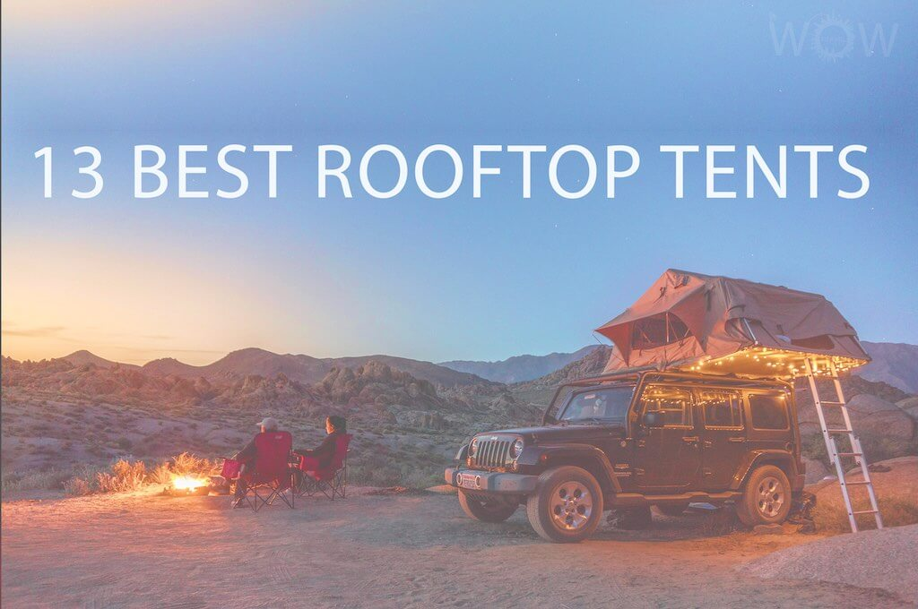 13 Best Rooftop Tents