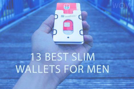 13 Best Slim Wallets For Men