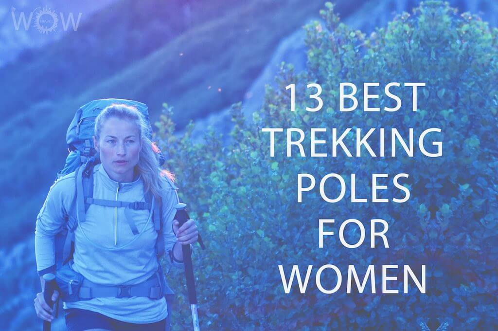 13 Best Trekking Poles For Women