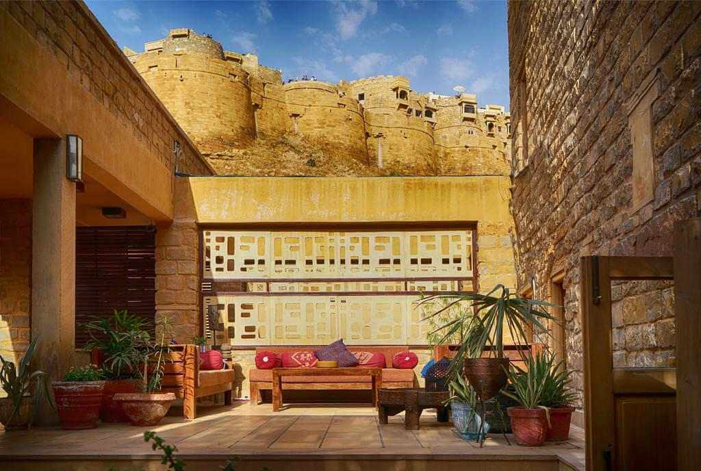 1st Gate Home- Fusion, Jaisalmer - by Booking.com