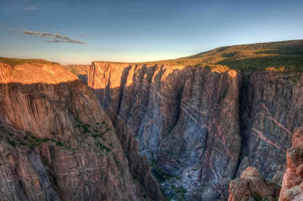 Black Canyon of the Gunnison National Park, Colorado, USA - by Damian Manda/Flickr.com
