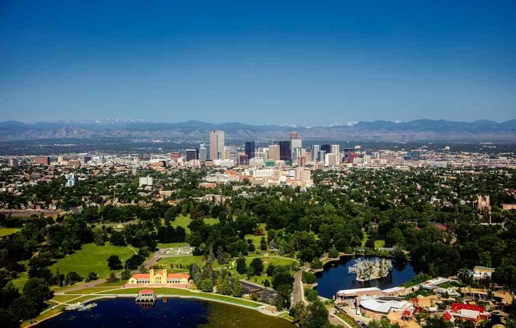 Denver, Colorado, USA - Pixabay.com