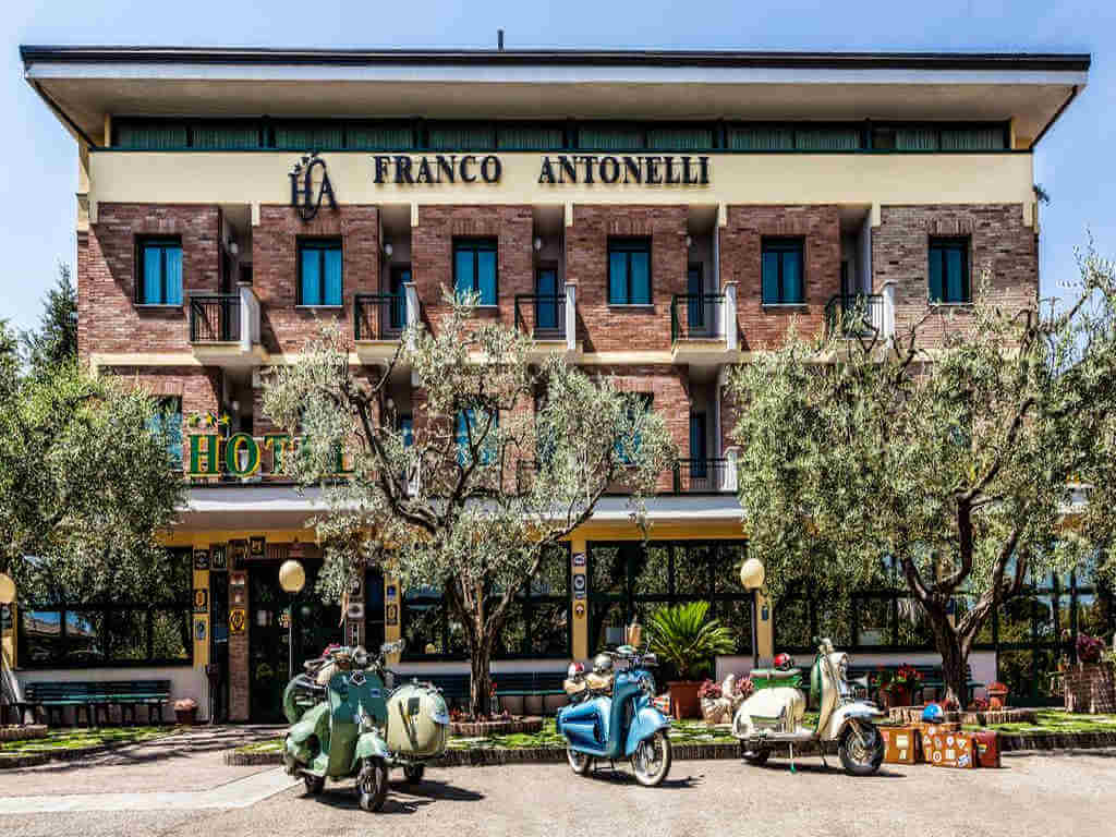 Hotel Franco Antonelli, Assisi – by Booking.com