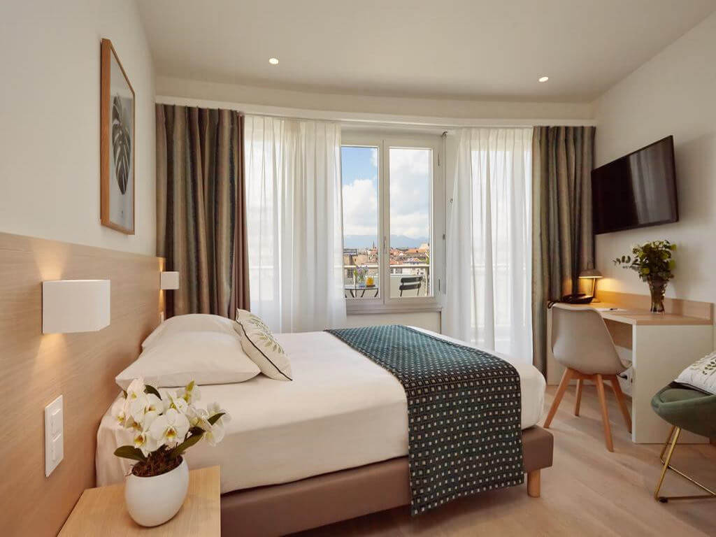 Hotel Suisse, Geneva - by Booking.com