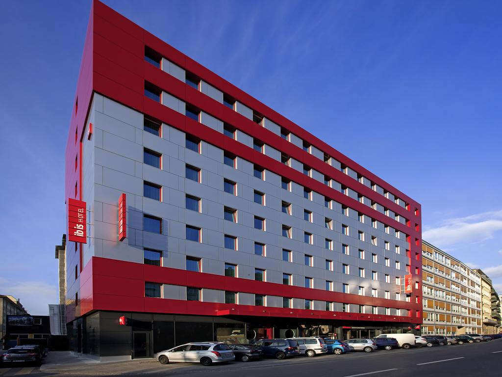 Ibis Geneve Centre Nations, Geneva - by Booking.com