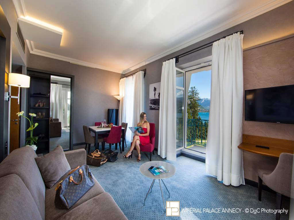 Imperial Palace, Annecy - by Booking.com