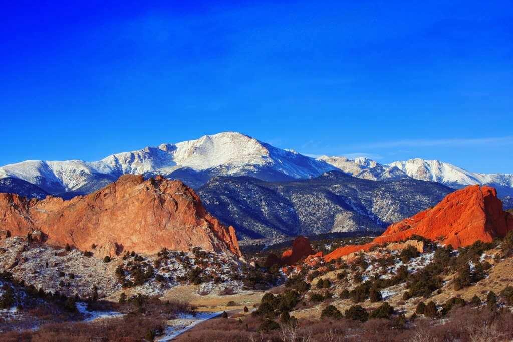 Pike's Peak, Colorado, USA - by RescueWarrior/Pixabay.com