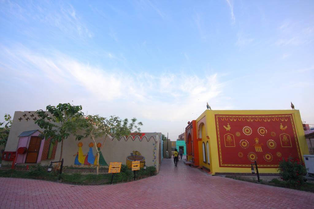 Resort Sadda Pind, Amritsar - by Booking.com