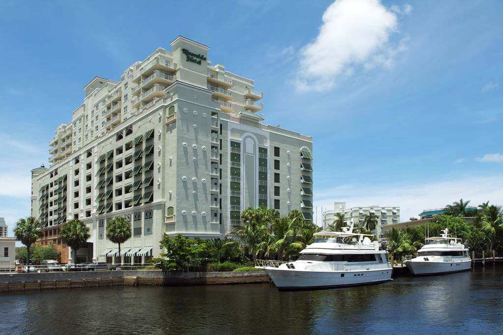 Riverside Hotel, Fort Lauderdale - by Booking.com