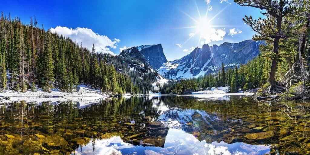 Rocky Mountain National Park, Colorado, USA - Pixabay.com
