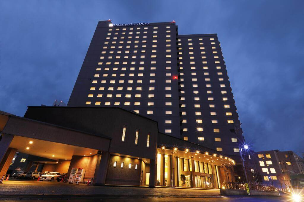 Sapporo Excel Hotel Tokyu - by Booking.com