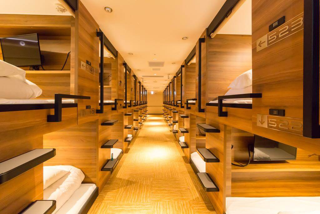 Sauna & Capsule AMZA, Osaka - by Booking.com