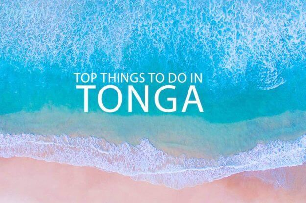 TOP 10 Things To Do In Tonga