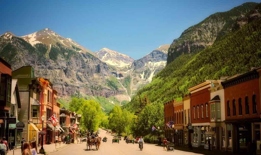 Telluride, Colorado, USA - Pixabay.com