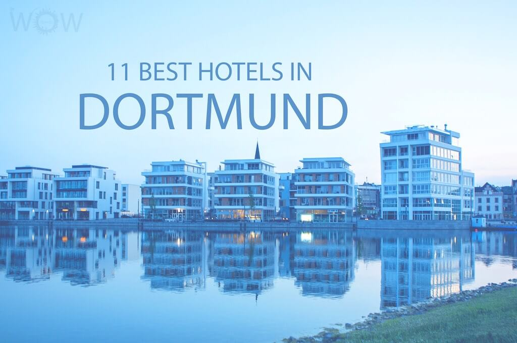 Los 11 mejores hoteles de Dortmund