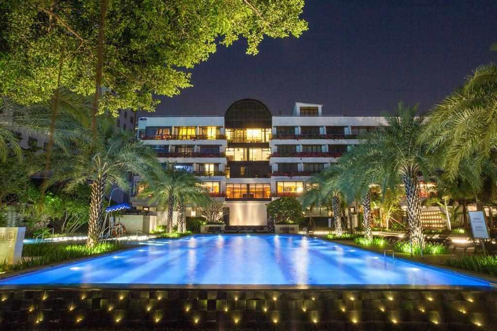 White Swan Hotel Guangzhou - by Booking.com