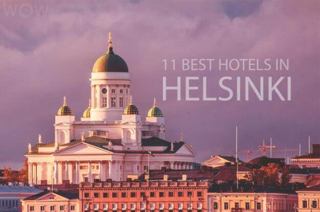 11 Best Hotels in Helsinki