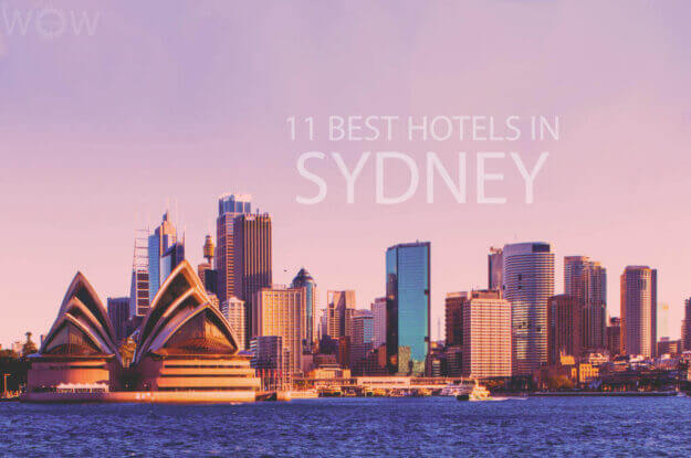 11 Best Hotels in Sydney