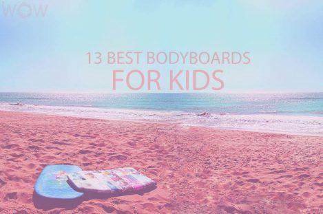 13 Best Bodyboards for Kids