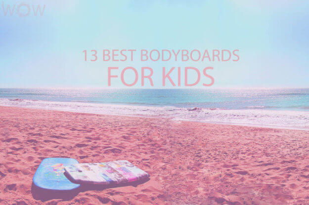 13 Best Bodyboards for Kids