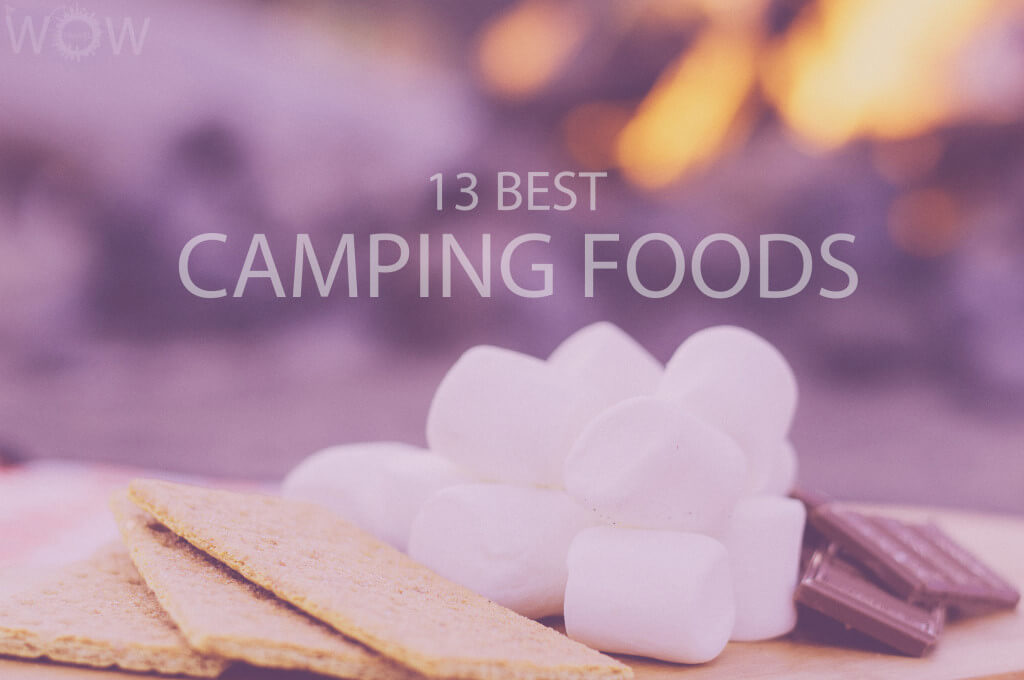 13 Best Camping Foods