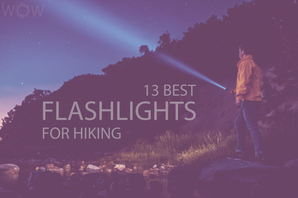 13 Best Flashlights for Hiking