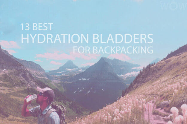 13 Best Hydration Bladders for Backpacking