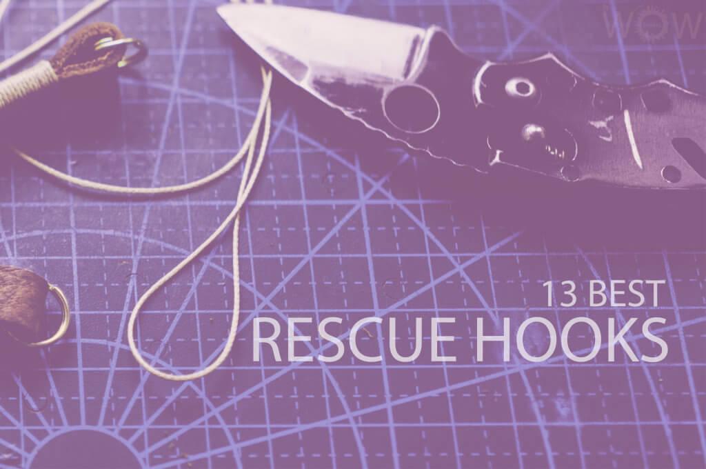 13 Best Rescue Hooks
