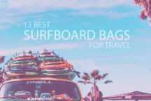 13 Best Surfboard Bags for Travel
