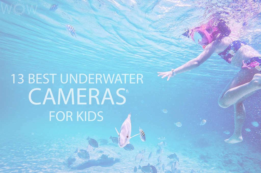 13 Best Underwater Cameras for Kids