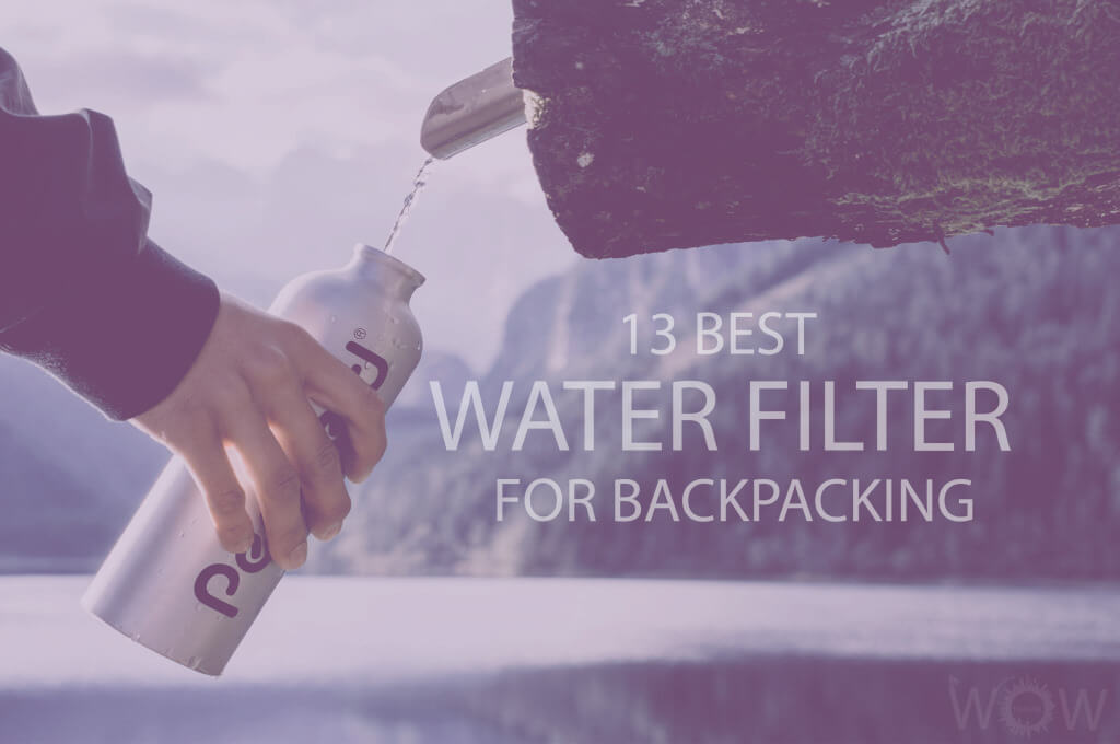 13 Best Water Filter for Backpacking