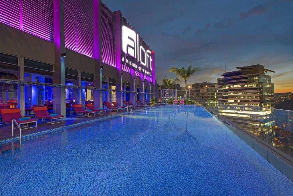 Aloft Kuala Lumpur Sentral - by Booking.com