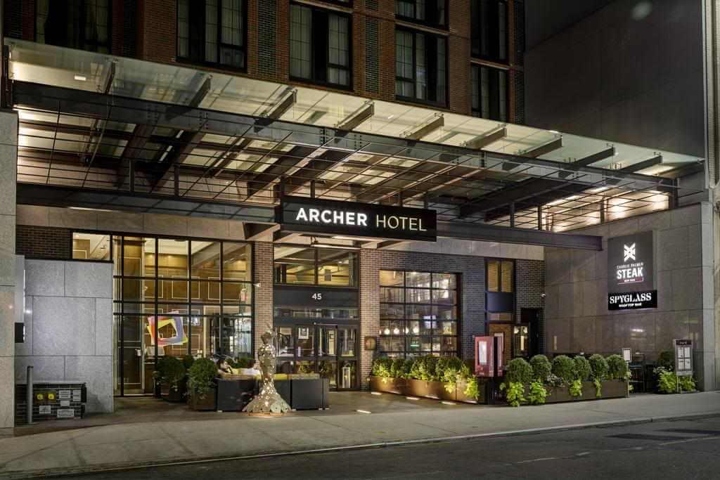 Archer Hotel, Midtown Manhattan, New York - Booking.com